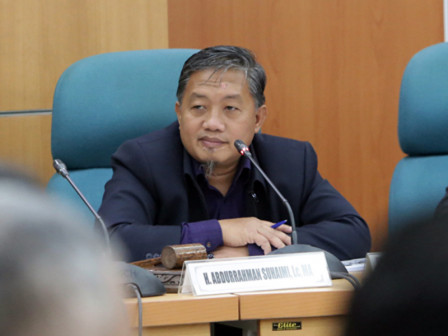 Council Supports PSBB Policy in Jakarta