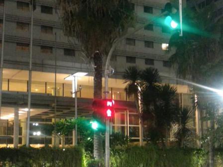 Puluhan Lampu Lalu Lintas yang Rusak Karena Unjuk Rasa Berhasil Diperbaiki