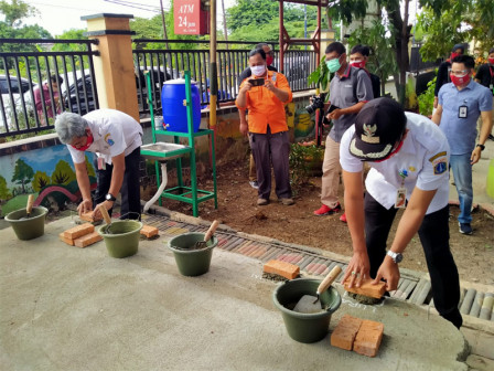 Cakung Barat to Have Public Reading Garden Soon