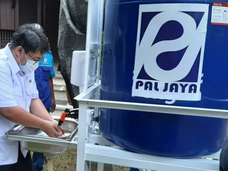 PD PAL Jaya Continues to Add More Portable Sinks