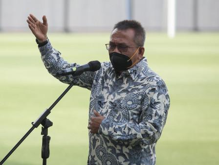 Mohamad Taufik: JIS Bisa Jadi Sport Tourism Terbaik di Indonesia