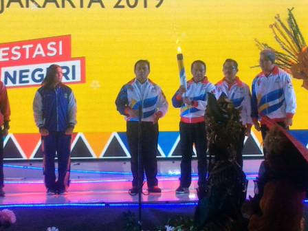Sekda DKI Jakarta Harapkan Atlet Popnas DKI Raih Juara Umum