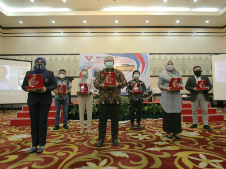 Anies Encourages All Parties to Collaborate in Facing Pandemic and Disaster