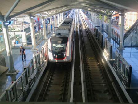 Pegangsaan LRT Depot will Be Transformed Into TOD Area