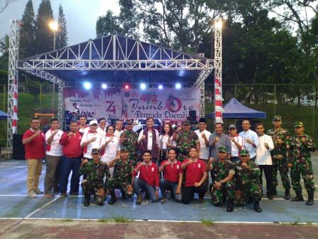 Jambore Pemuda Daerah Diikuti 550 Peserta