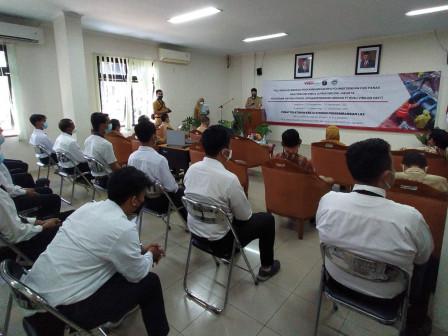 40 Peserta Ikuti Pelatihan Kerja di PPKKPL Condet