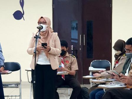 Dinas Kominfotik-Kwarda Pramuka DKI Adakan Temu Jurnalis dan Penggiat Medsos