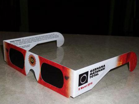Planetarium to Distribute Eyeglasses For Free