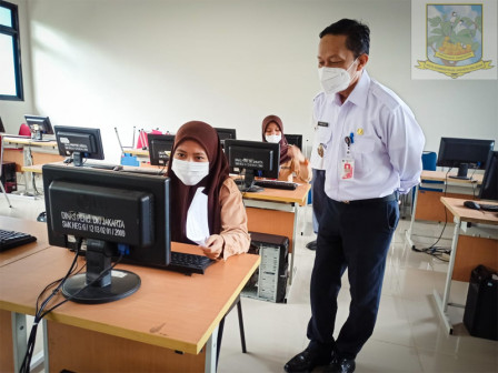 Face-to-face Learning in South Jakarta Has Been Under Strict Health Protocols