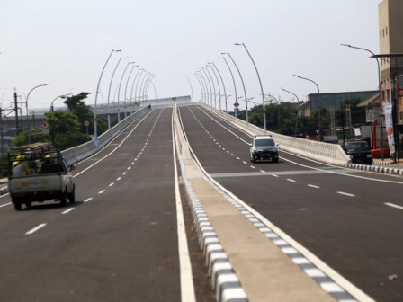Phase 2 Trial of Cakung Flyover Begins May 11