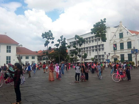 574,964 People Visited 11 Tourism Sites During Long Weekend