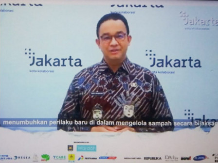 HPSN, Anies Emphasizes Importance of Waste Management in RW Scope