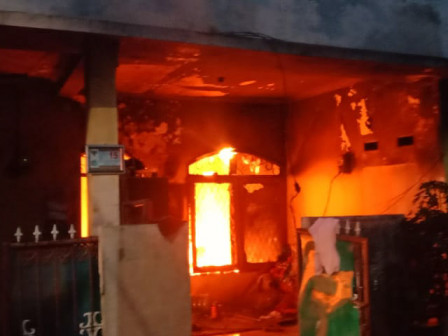 Kebakaran di Pinang Ranti Timbulkan Kerugian Materi Rp 600 Juta