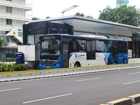 PT Transjakarta Operasionalkan Lagi Layanan Non-koridor Blok M-Cipedak