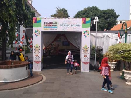 Semangat Asian Games 1962 di Pameran Asian Games Museum Sejarah Jakarta