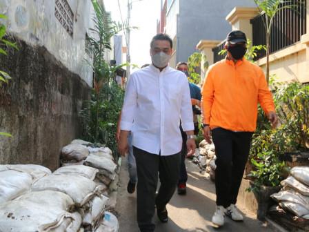 Flood Mitigation Still in Progress, Vice Governor Says