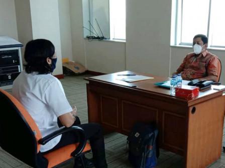 987 FKDM Jakarta Barat Ikuti Seleksi Wawancara