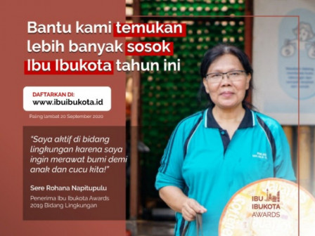 Ibu Ibukota Awards 2020 - Bantu Kami Temukan Sosok Penggerak #AksiHidupBaik di Jakarta