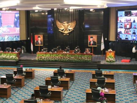 Ketua DPRD DKI Ajak Warga Jakarta Disiplin Terapkan Prokes