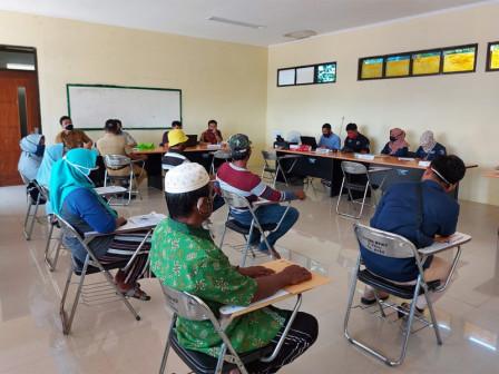 UP PTSP Kepulauan Seribu Gelar Pelayanan Terpadu Keliling