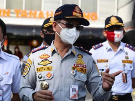 Dishub DKI Siagakan Ribuan Petugas Hingga Tahun Baru Mendatang