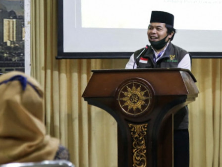 Baznas Bazis Targets to Collect ZIS by Rp 25 Billion