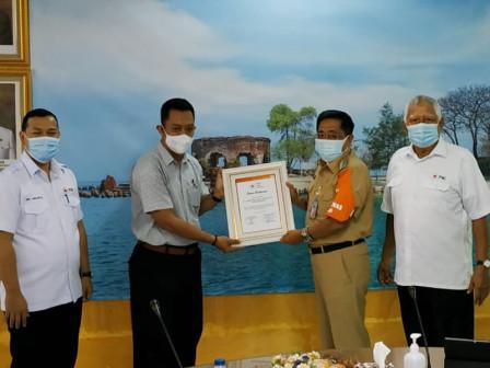 Pengumpulan Bulan Dana PMI Kabupaten Kepulauan Seribu Berhasil Kumpulkan Rp.374 Juta