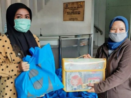 PD PAL Jaya Distributes 225 Basic Needs Packages