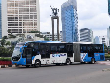 Ini Penyesuaian Jam Operasional Transjakarta