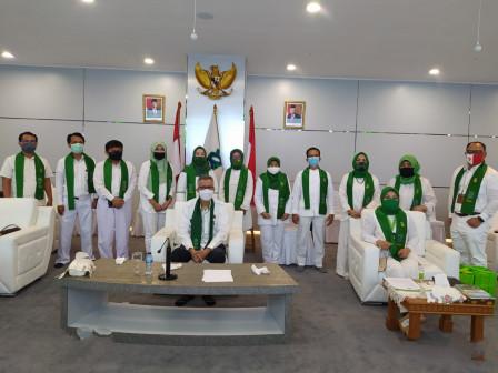 Pengurus Peragi DKI Jakarta Periode 2020 - 2023 Dikukuhkan