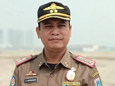 400 Satpol PP Personnel will Be Standby During Asian Games