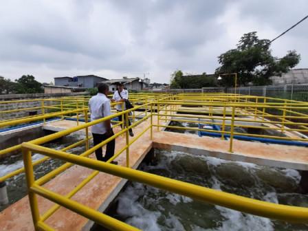 SDA Agency: SPALD in Jagakarsa Reservoir in Good Condition