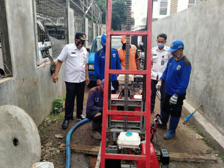 290 Infitration Wells Built in East Jakarta