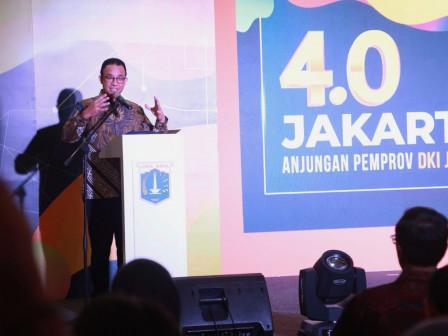 Anies Apresiasi Anjungan Pemprov DKI Jakarta di Jakarta Fair Kemayoran