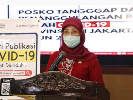 Dinkes DKI: Vaksin Booster Belum Menyasar Masyarakat Umum
