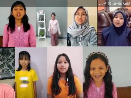 19 Anak Kelapa Gading Meriahkan Festival Gembira di Rumah