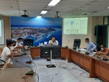 Peserta Upacara HUT ke-494 Kota Jakarta di Pemkab Kepulauan Seribu Wajib Bawa Surat Keterangan Negat
