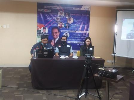 FPPJ Adakan Diskusi Empat Tahun Kepemimpinan Gubernur Anies