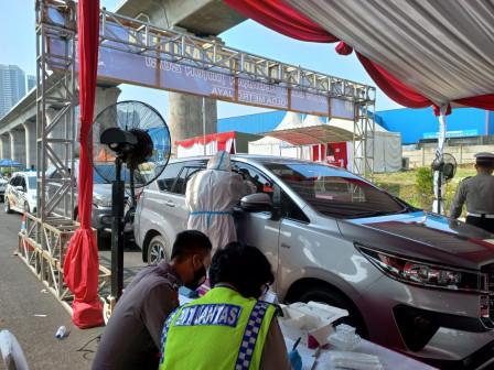 600 Health Workers Prepared for Random Checks at Border Jakarta
