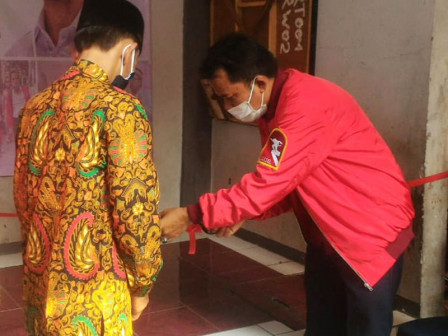 Commission A Legislator Launches Kuota Solidaritas in Cilandak Timur