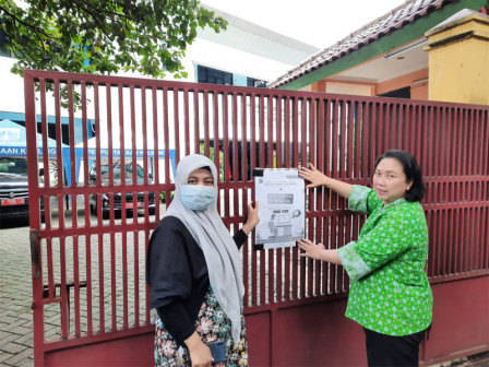Public Libraries in South Jakarta Closed Temporarily