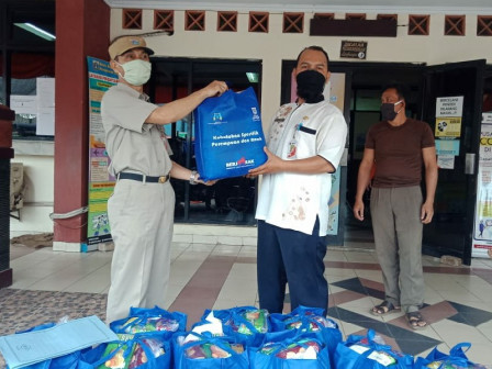 PPAPP Distributed Special Assistance for Women and Children