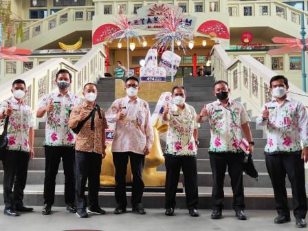 Glodok dan Kota Tua Wakili Jakarta Barat dalam Ajang Anugerah Desa Wisata Indonesia 2021