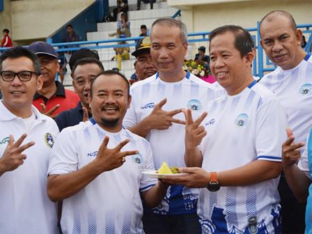 Pemkot Jakut Dorong Persitara Berprestasi di Tingkat Nasional