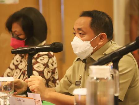 Tenaga Pendidikan di Jakarta Utara Dapat Materi Pembekalan P4GN