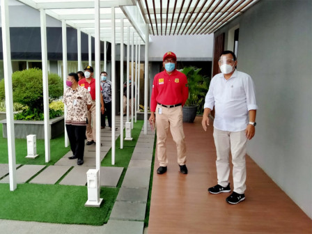 Nakertrans: 14 Workplaces in East Jakarta Have Implemented PSBB Rules