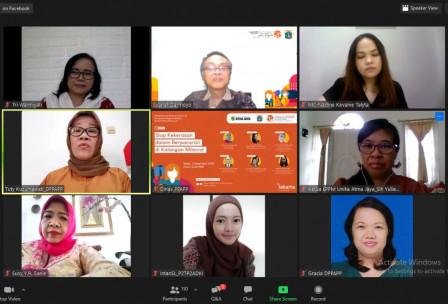 Dinas PPAPP-Atma Jaya Berkolaborasi Kampanyekan Antikekerasan Terhadap Perempuan