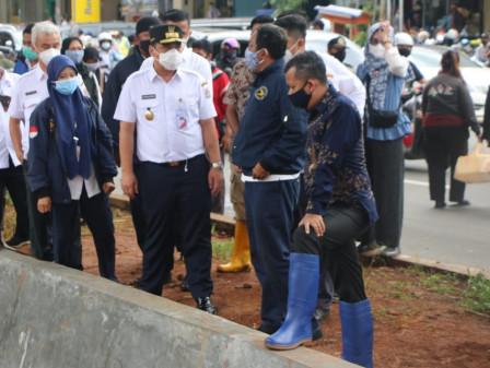 Jakarta Optimizes Retention Ponds for Flood Mitigation