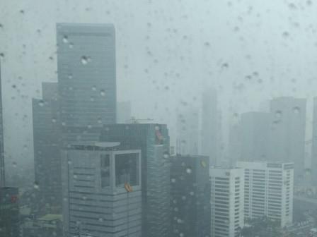 BMKG Sebagian Wilayah Akan Diguyur Hujan Siang Hari