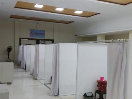 Pademangan GOR Becomes a Pilot for Graha Sehat Mandiri COVID-19